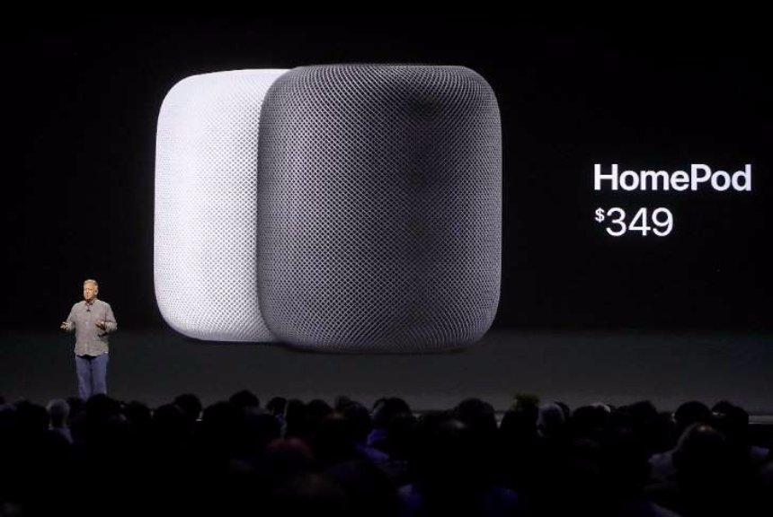 Компания Apple откладывает выпуск своего динамика