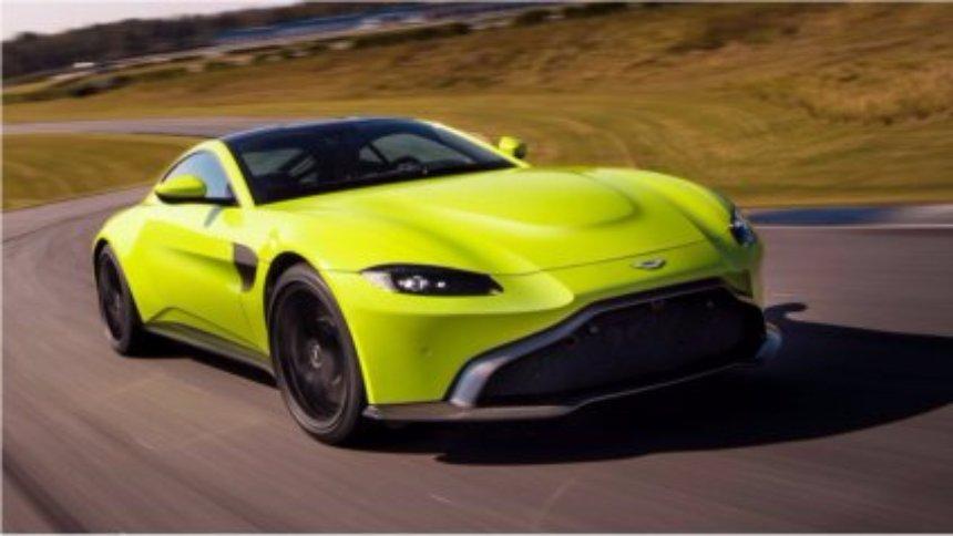 Aston Martin распродала годовой тираж новых автомобилей