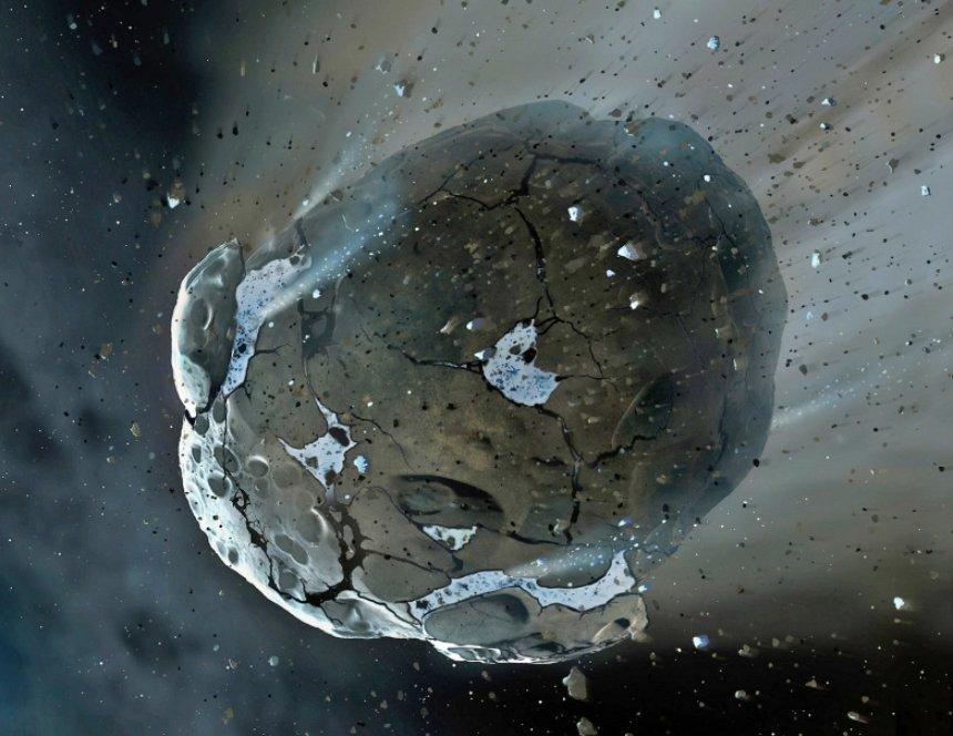 Возле Земли пролетит огромный астероид