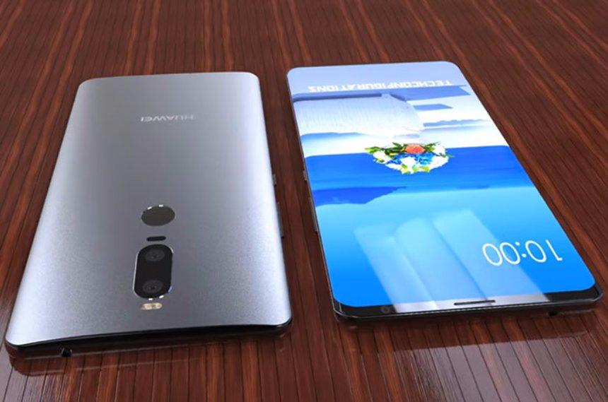 В Украине можно будет купить две модели Huawei Mate 10