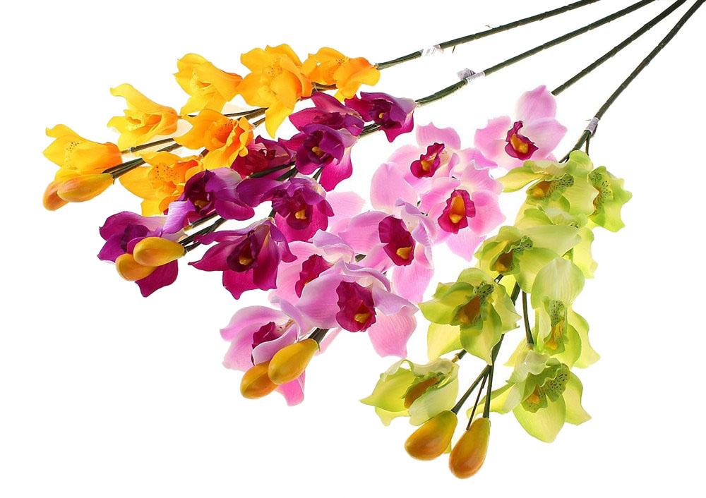 Искусственные цветы как альтернатива цветам живым