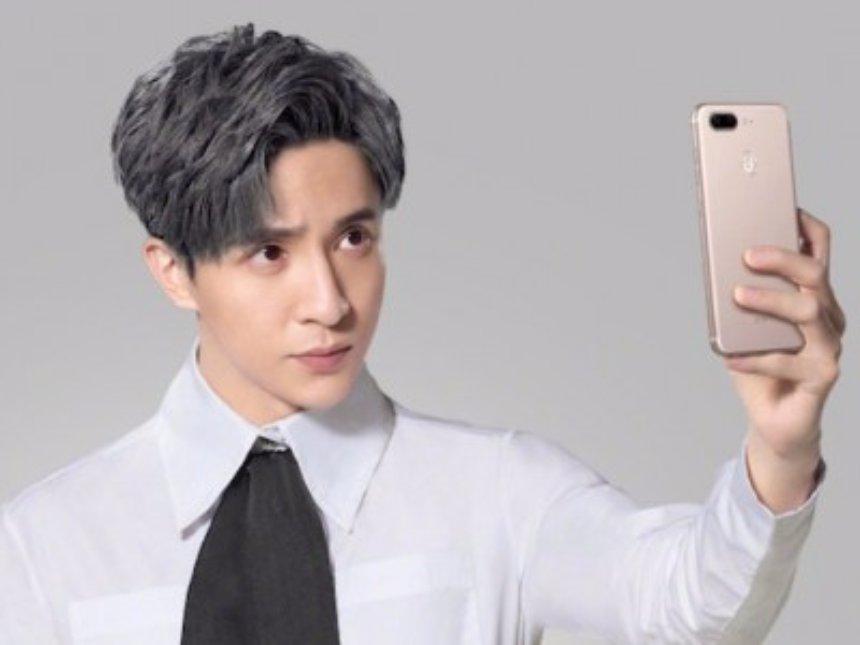 Gionee выпустит смартфон S10 с четырьмя камерами