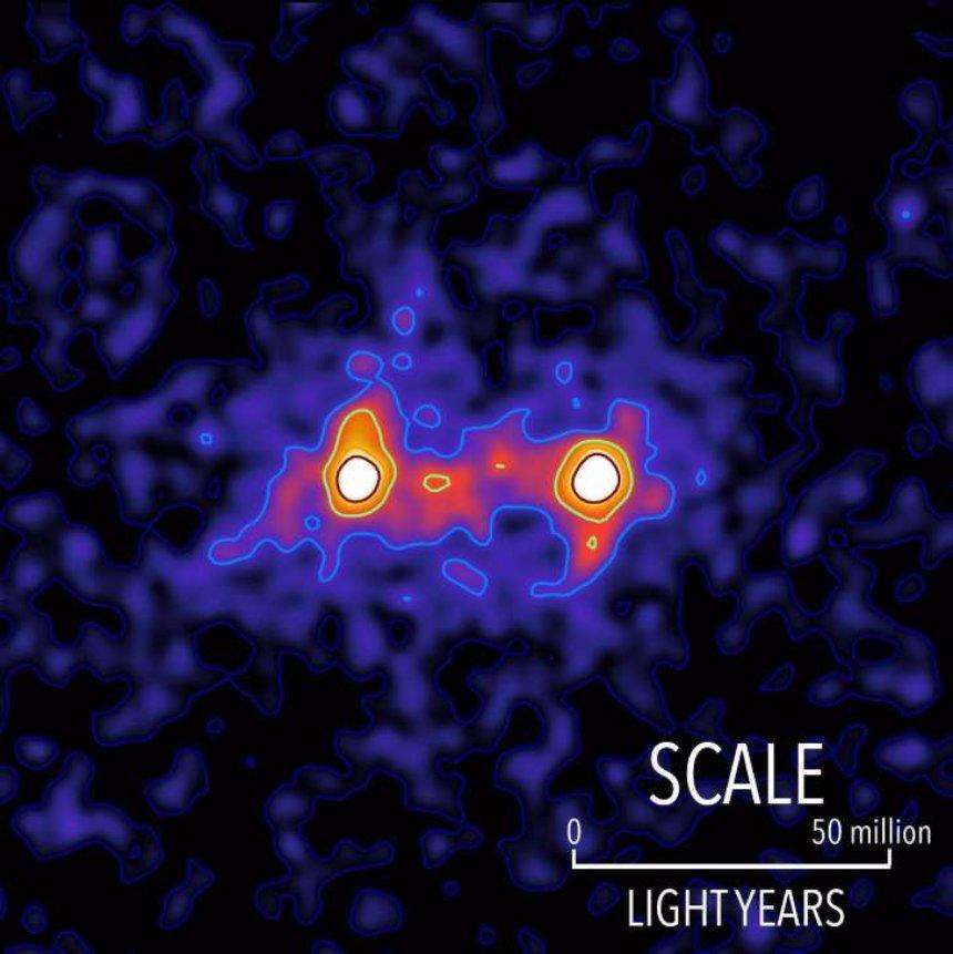 Швейцарский астроном объяснил теорию существования темной материи