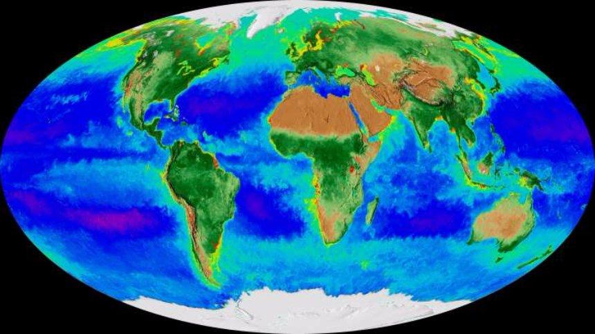 В НАСА рассказали, как поменялась Земля за последние 20 лет