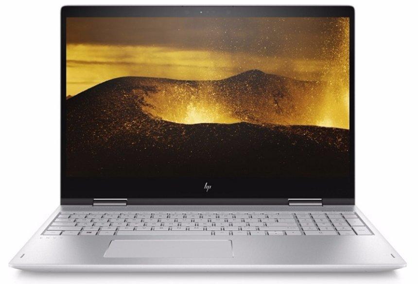 Создан новый мощный лептоп HP Envy x360
