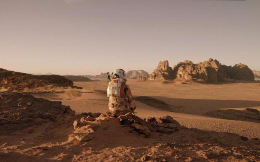 Ученые: в прошлом на Марсе была жизнь