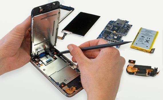 Все необходимые запчасти для телефонов, планшетов, ноутбуков