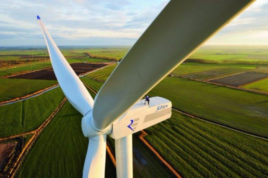 В Германии создали аккумулятор-ветряк