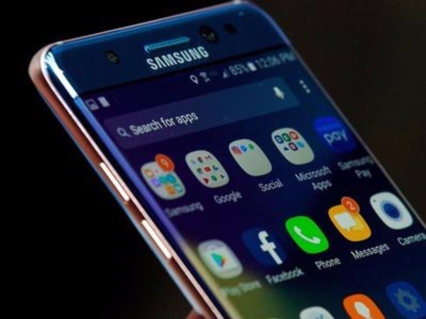 «Возрожденный из пепла»: Samsung Galaxy Note7 сильно подешевел