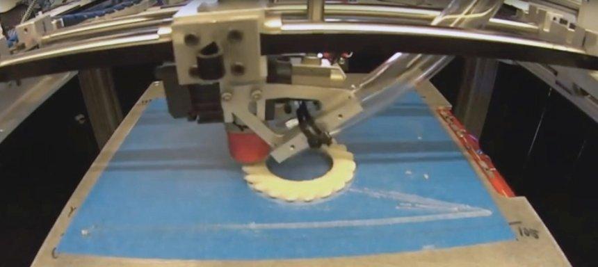 Новая технология настольного 3D-принтера увеличивает скорость печати в 10 раз