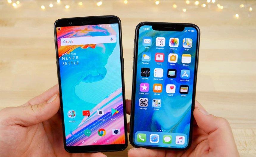Невероятно: новый смартфон на Android победил iPhone X в тесте скорости