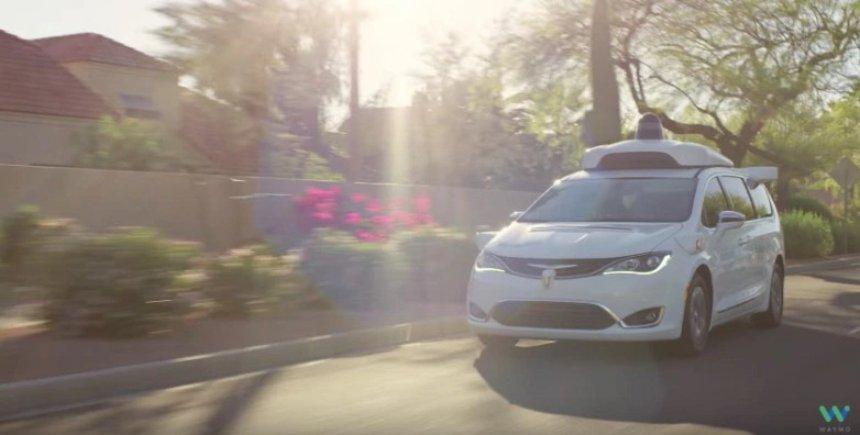 Apple заинтересована в создании автономного автомобиля