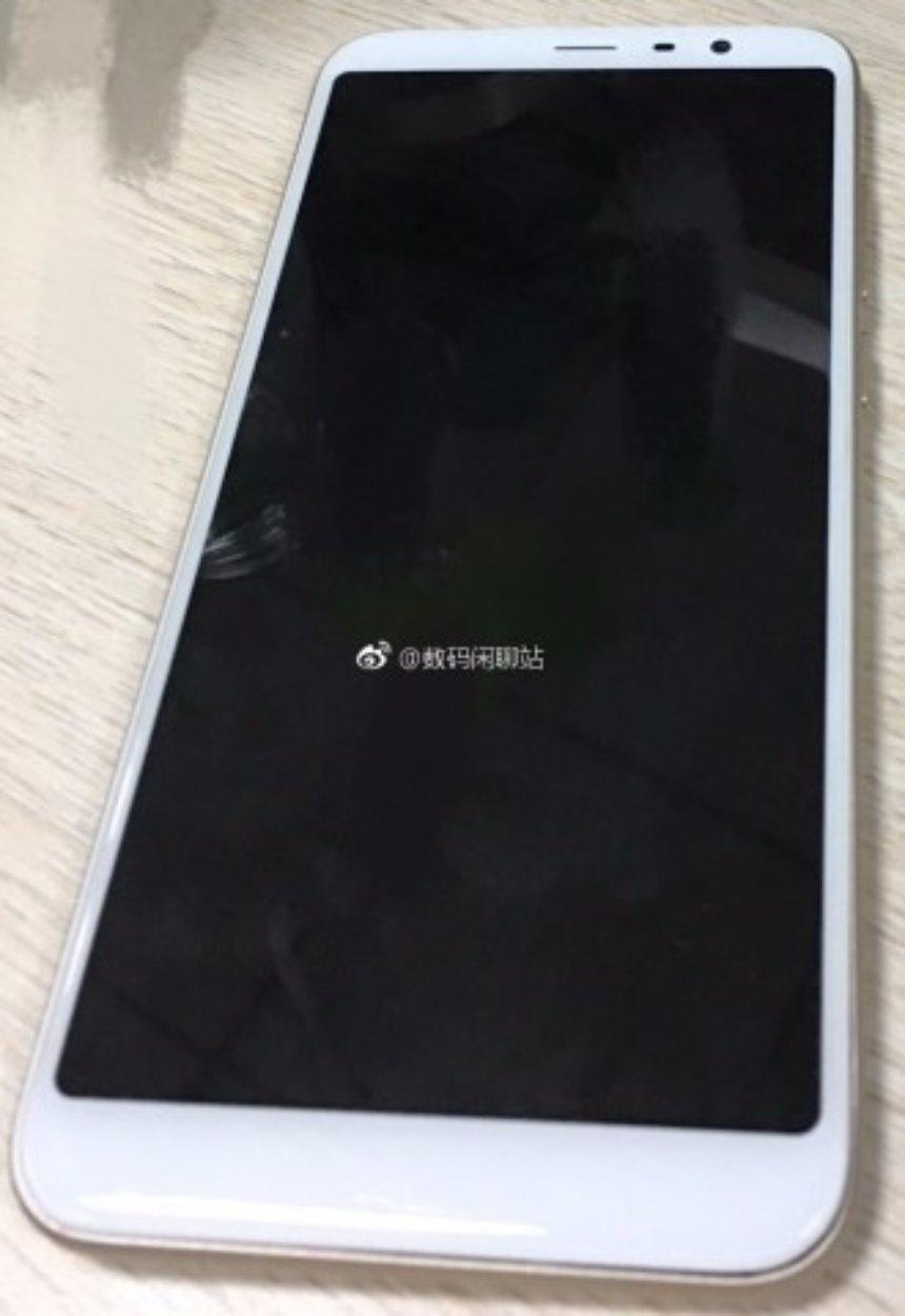 В Сеть попали первые шпионские фото безрамочного смартфона от Meizu