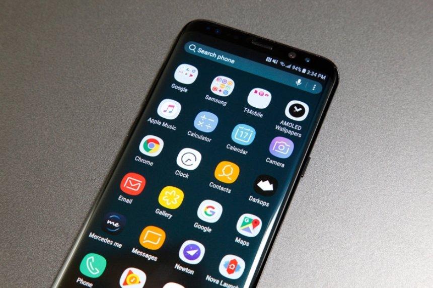 Смартфон Samsung Galaxy S9  не сможет стать копией iPhone