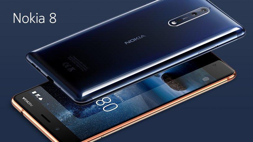 Nokia – стильный и многофункциональный смартфон