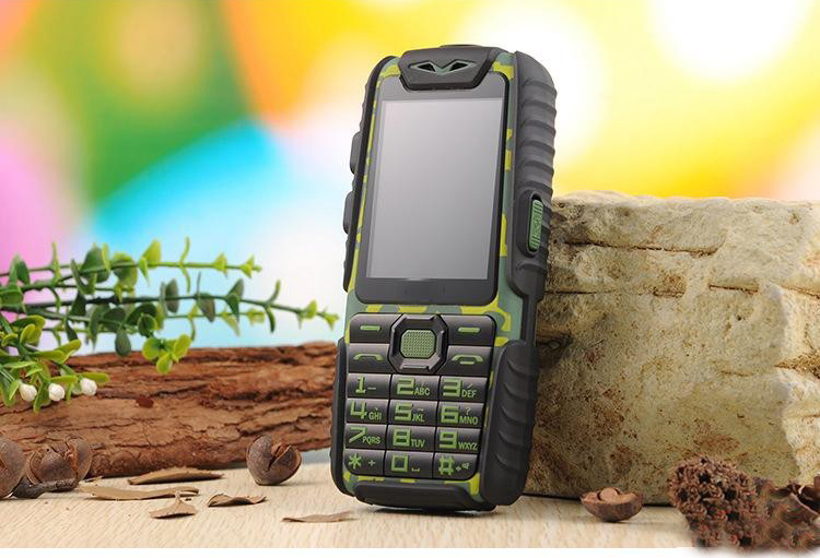 Защищённые смартфоны и телефоны
