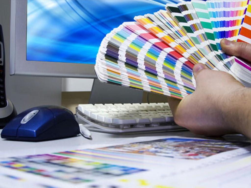 Создание печатной рекламы разными способами