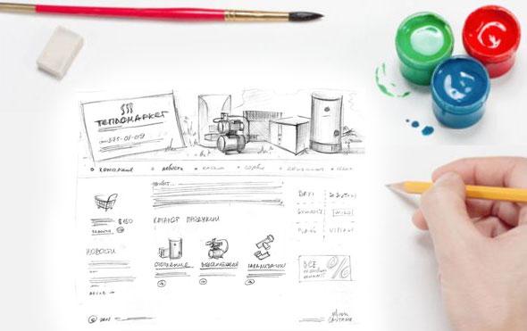 Роль дизайна в успехе интернет-сайта для бизнеса