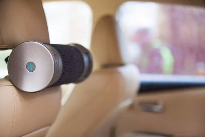Воздух в машине теперь можно будет очистить с помощью специального гаджета