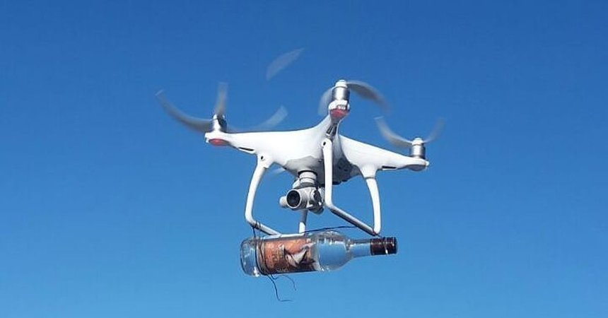 Управление дроном в пьяном состоянии будет наказываться в США