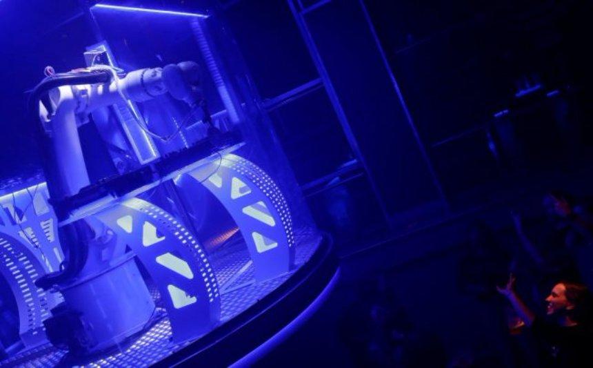 В Чехии начали применять робота-диджея