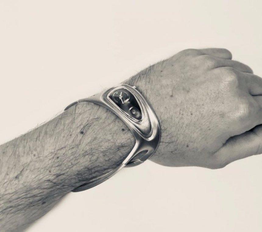 С помощью 3D-печати удастся создать идеальные для конкретного человека часы