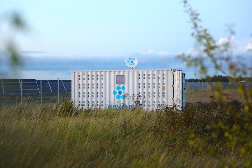 Компания Envion предлагает создать мобильную ферму для майнинга