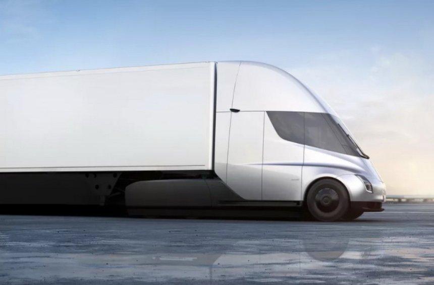 Электрические грузовики от Tesla пользуются большим спросом