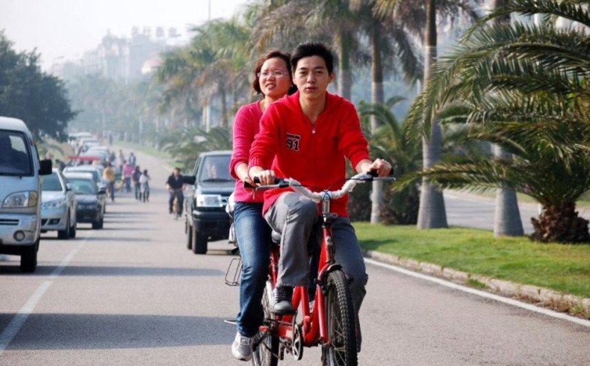 В Сингапуре майнить будут с помощью велосипедов