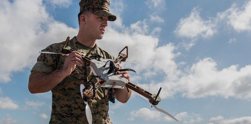 Американские военные получат мобильные 3Д-принтеры для печати дронов