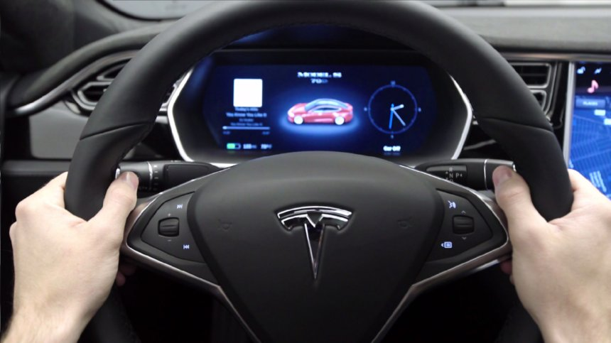Для владельцев Tesla готовят новые пасхальные сюрпризы