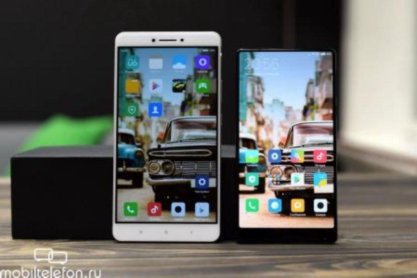 Xiaomi Mi Max 3 получит 7-дюймовый безрамочный дисплей