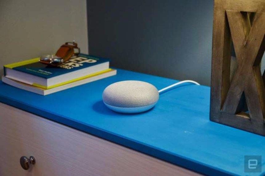 Вскоре Google Home сможет делать сразу две вещи