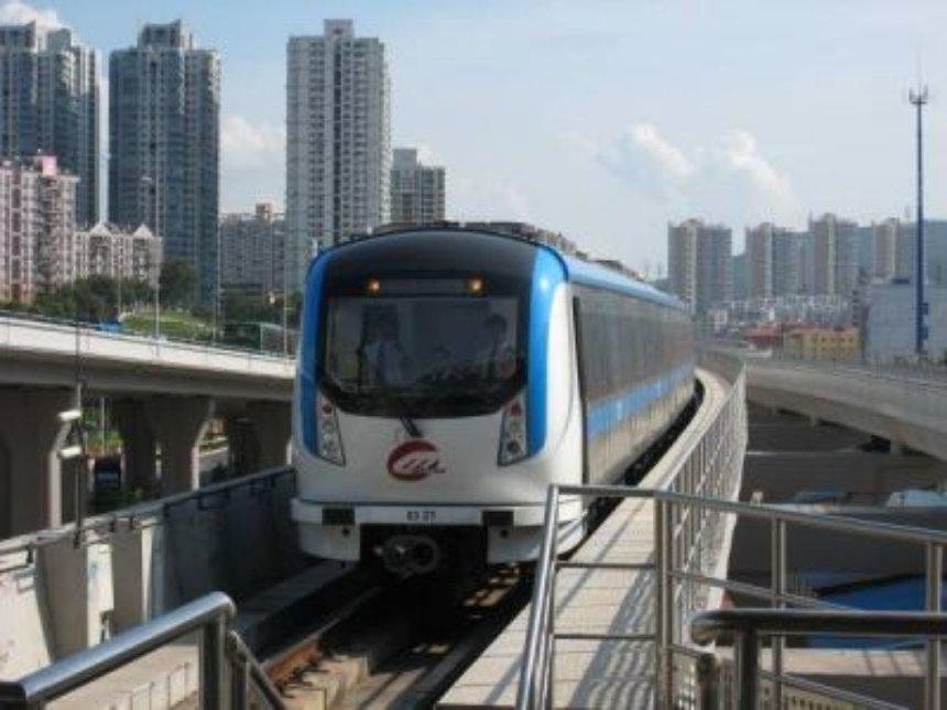 В метро Пекина курсируют беспилотные поезда