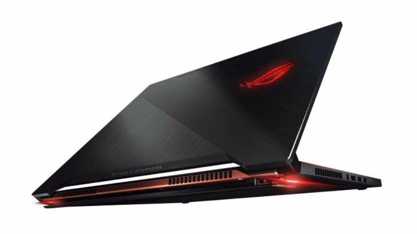 Представлен лучший игровой ноутбук 2017 года