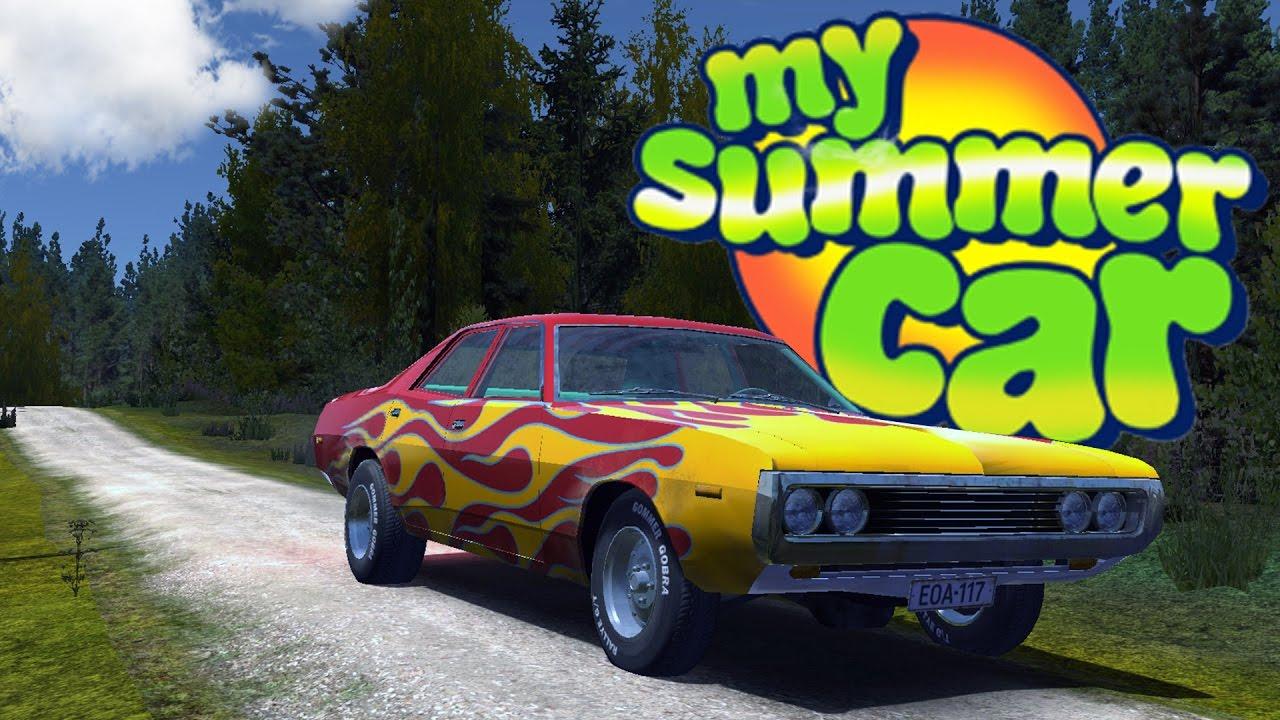 Скачать торрент игру My summer car