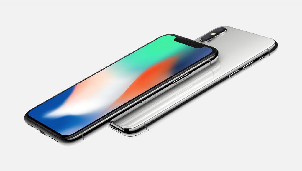 Новый Айфон Х  для истинных ценителей техники