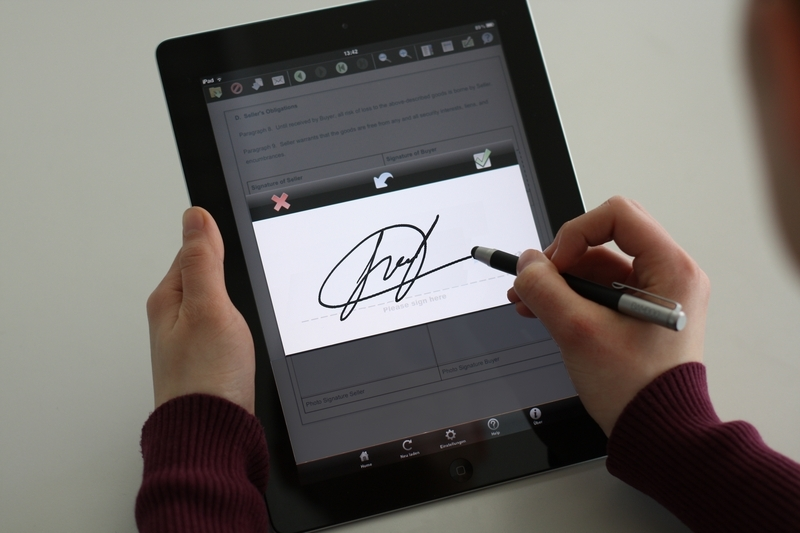 Электронная подпись – это то, что вам нужно