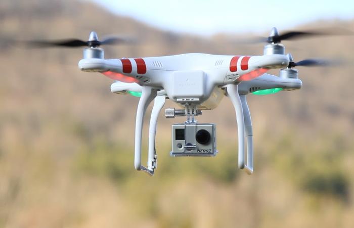 Квадрокоптер с камерой – это для вас!