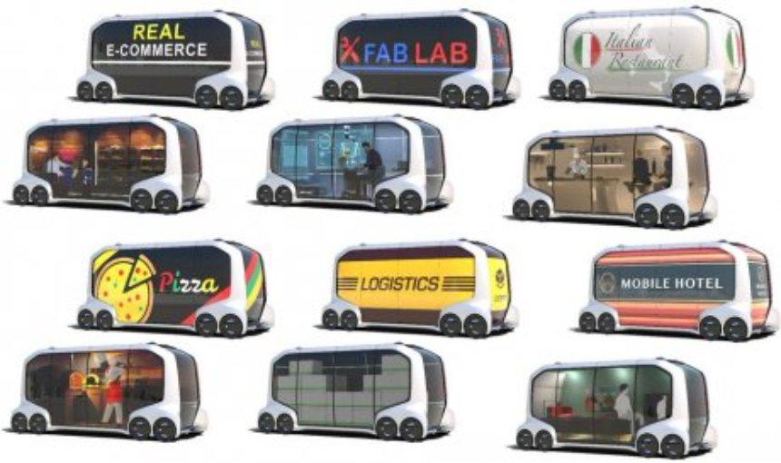Автомобили хотят заменить транспортными капсулами