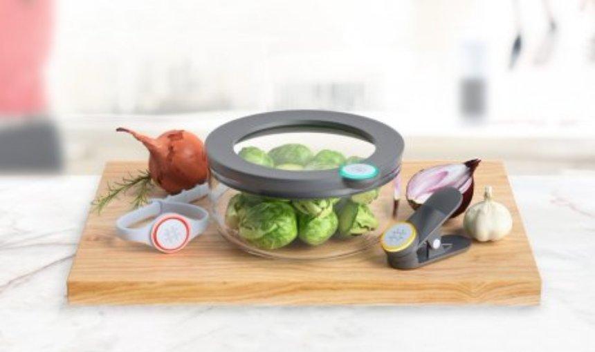 Свежесть продуктов в холодильнике можно проконтролирует технология Smarterware