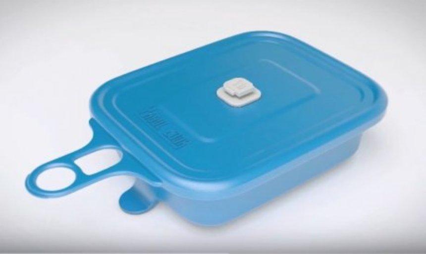 Создана силиконовая грелка, в которой можно готовить пищу где угодно