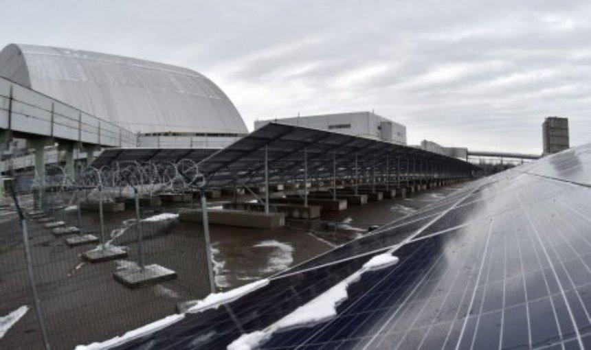 Гелиостанция «Чернобыль 2.0» будет запущена уже этой зимой