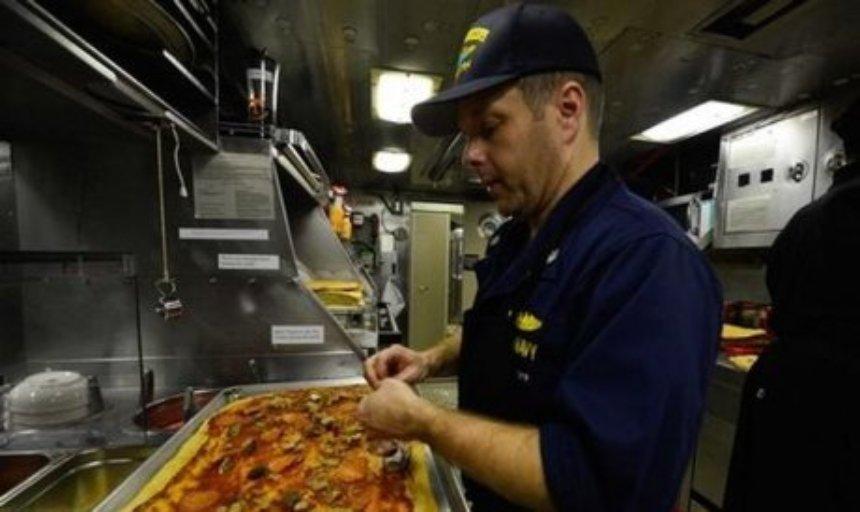Стало известно, как питаются на американских подводных лодках