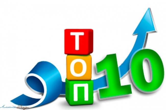 Повышение популярности сайта