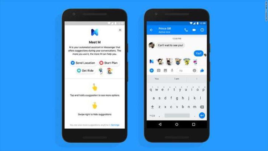 Facebook ликвидирует своего помощника Meet M