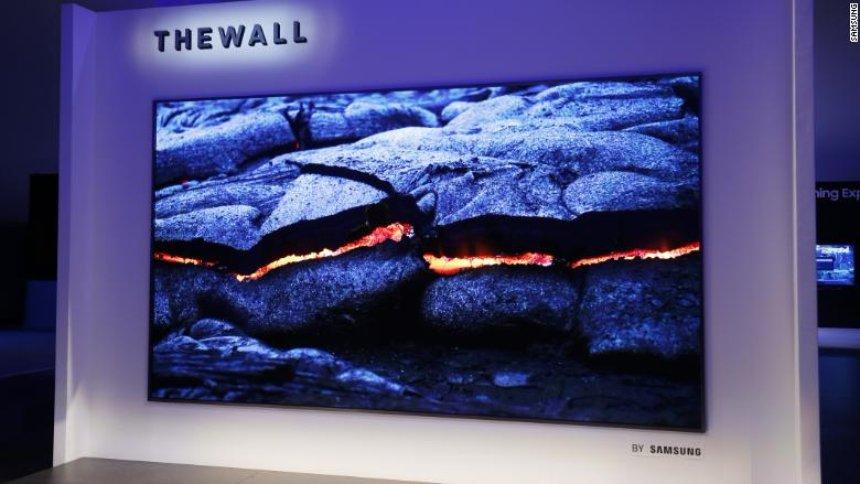 The Wall – телевизор, который может изменить просмотр фильмов