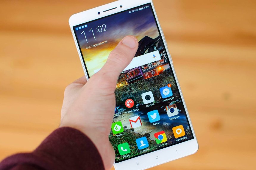 Появились все характеристики нового смартфона Xiaomi Mi Max 3