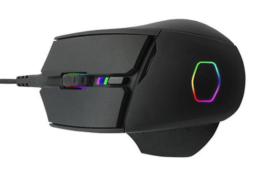 Появилась инновационная мышь Cooler Master MM830 со скрытым джойстиком