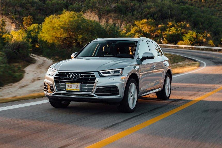 Audi Q5 2018: что вы должны знать о новой модели